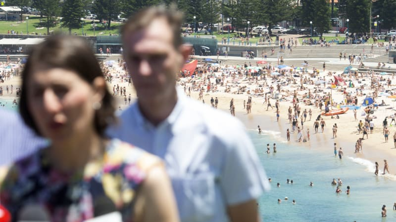 Dirty water at Coogee Beach sees Berejiklian announce $2.5m purity plan