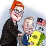 CBD Melbourne: Soft diplomacy: Q&A's Malaysian jaunt
