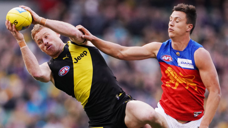 Burning questions: Richmond v Brisbane qualifying final at