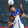 Fulham one match from Premier League return despite loss to Cardiff