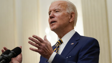 Joe Biden's first aim is to strengthen America's own ability to compete.