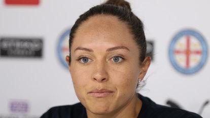 Fit-again Simon eyeing Matildas return