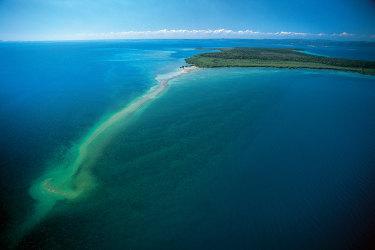 Peel Island in south-east Queensland's Moreton Bay.