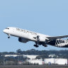 Air NZ cancels dozens of Australian flights over Dreamliner engine woes