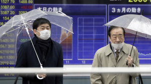 The coronavirus has put global markets into turmoil, and some stocks have been hit especially hard.