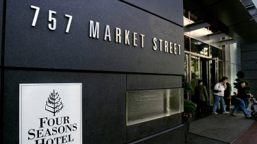Four Seasons San Francisco is selling a penthouse for $US49 million, but the recent spate of IPO flops is not ideal.