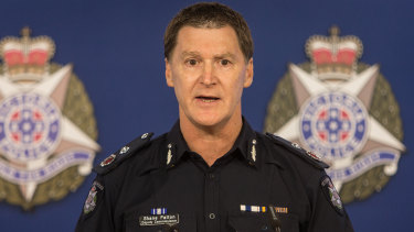 Deputy Commissioner Shane Patton says police will take a much more hardline approach.