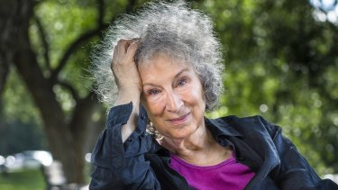 Margaret Atwood is coming to Australia.
