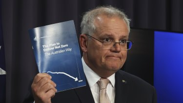 Prime Minister Scott Morrison will promise billions of dollars more in spending on climate policies ahead of the next election.