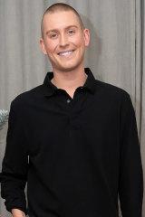 VRC stylist Elliot Garnaut.
