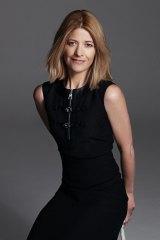 Outgoing Harpers Bazaar Australia editor-in-chief Kellie Hush.