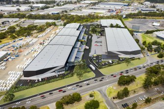 Centuria Industrial REIT has bought 95-105 South Gippsland Highway, Dandenong South, Victoria.