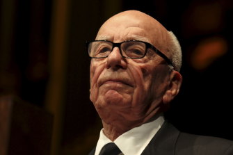 Last month, the Murdoch empire launched legal action against Flutter over an option to buy an 18.6 per cent stake in FanDuel.