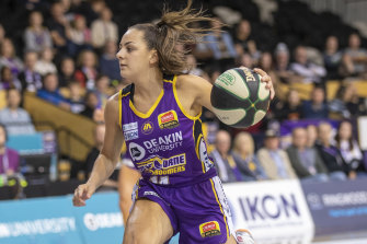 Monique Conti has been released from her Boomers contract.