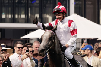 Classique Legend has returned to Australia and Les Bridge believes he will be ready to defend his Everest crown in October.