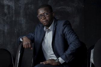 Noel Zihabamwe is active in the Rwandan community in Sydney.