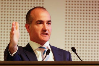 Victorian Education Minister James Merlino.