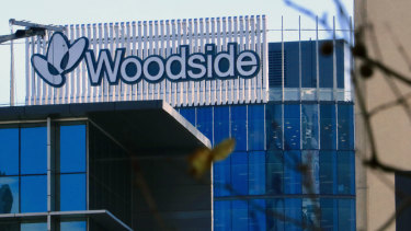 Woodside's Scarborough field has more gas than expected.
