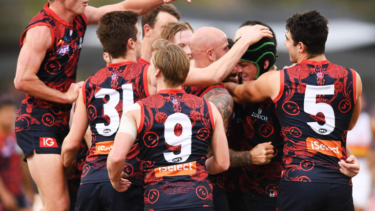 Melbourne have got their mojo back ... but will it last during the back end of the season?