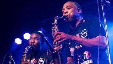 Afrobeat pioneer Fela Kuti lives on