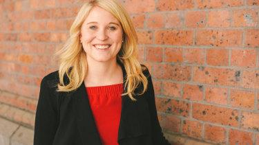 FinTech Australia general manager Rebecca Schot-Guppy.