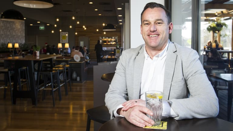 Food and beverage manager of No.10 restaurant and bar, Joseph Wagland, has phased out plastic straws and single use plastic as part of the straws suck campaign.