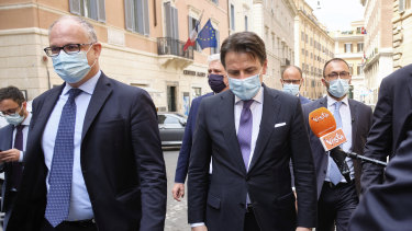 Italy's Finance Minister Roberto Gualtieri and Prime Minister Giuseppe Conte have a big responsibility on their hands.