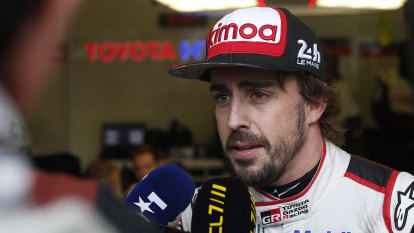 Alonso linked with Renault