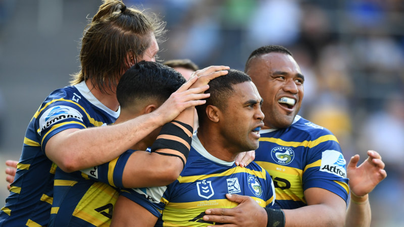 The rise and rise of the Eels