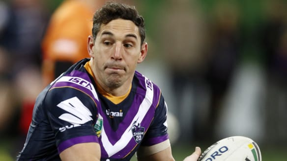 Billy Slater to tackle leading role with St Kilda
