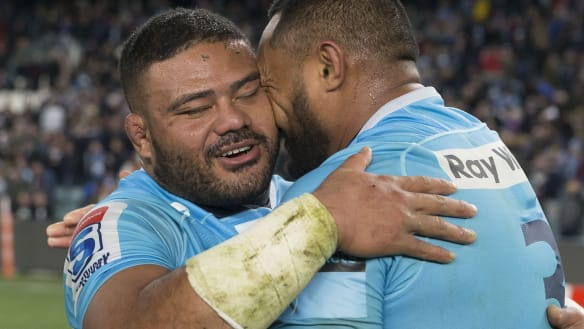 Latu in line for selection as Waratahs face Lions' den