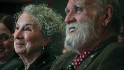Margaret Atwood's partner Graeme Gibson dies, aged 85