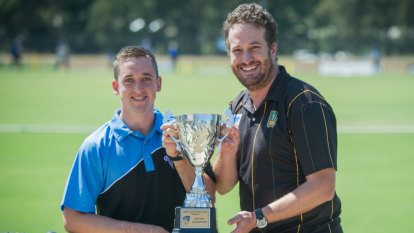 Second-grade veteran gets crack in John Gallop Cup final