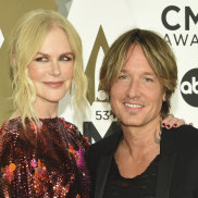 Australian glamour couple Nicole and Keith are due to arrive in Sydney next week.