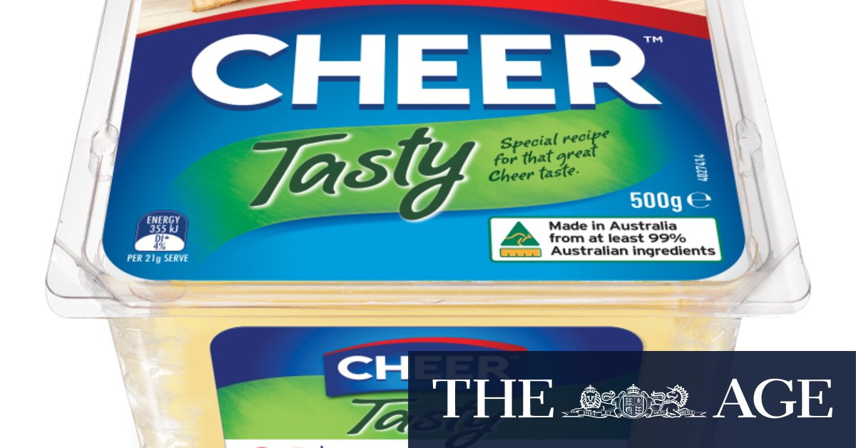 Indigenous people 'should have been' consulted on new Coon cheese name – The Age