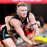 Treloar 'not interested' in move to Suns