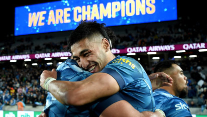 Hunger pain: Kiwis gave Aussie rivals a lesson in desire in Super Rugby