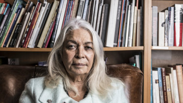 Professor Marcia Langton is one of the country's most prominent Indigenous academics.