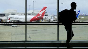 The ACTU says 59 Qantas staff tested positive for coronavirus.