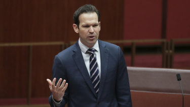 Nationals senator Matt Canavan says a prohibition on nuclear power should be lifted so the technology can be investigated.