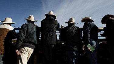 Farmers have the highest average age of Australian workers.