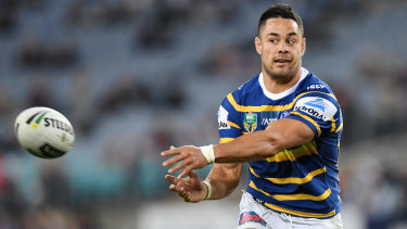 It remains to be seen whether Jarryd Hayne will play for Parramatta again.