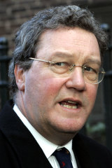 "In his speech, former foreign affairs minister Alexander Downer railed against migrants who ""set up separate ghettos""."