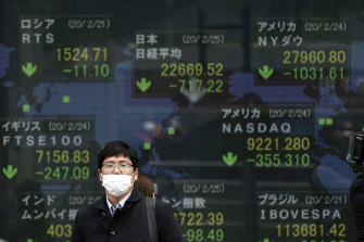 Japan's Nikkei 225 index was higher on Thursday.