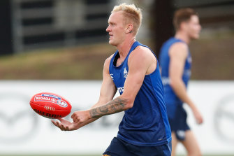Jaidyn Stephenson, who was recently traded to North, will reach out to Eddie McGuire.