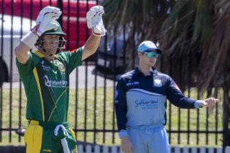 David Warner and Steve Smith's presence was a bonus for Sydney premier cricket last summer.