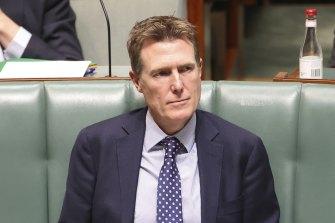Industry Minister Christian Porter.