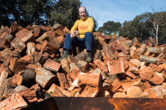 Firewood.com.au chief operating officer Michael Spillane said demand for firewood was running strong.