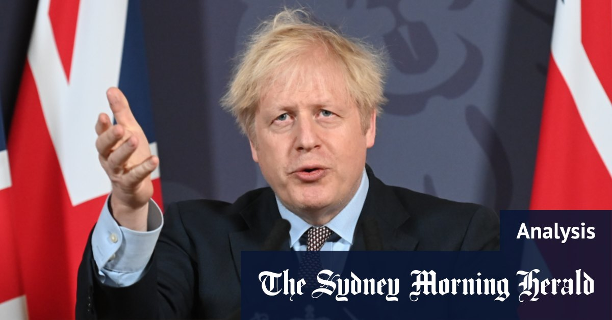 Boris Johnson enjoys a rare outbreak of unity but his real test is ahead – Sydney Morning Herald