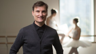 David McAllister will leave the Australian Ballet at the end of the 2020 season.